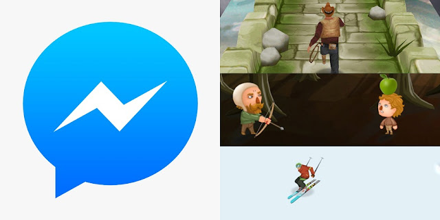 """Facebook recently added a new Game feature on its messaging platform """"Messenger"""" that allow users to play games within the Messenger app on iPhone & Android"""