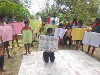 चाइल्डलाइन व अग्रवाल सम्मेलन ने बच्चों के साथ मिलकर मनाया विश्व पर्यावरण दिवस    #NayaSaberaNetwork