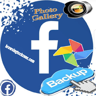 How to back up Facebook Photos