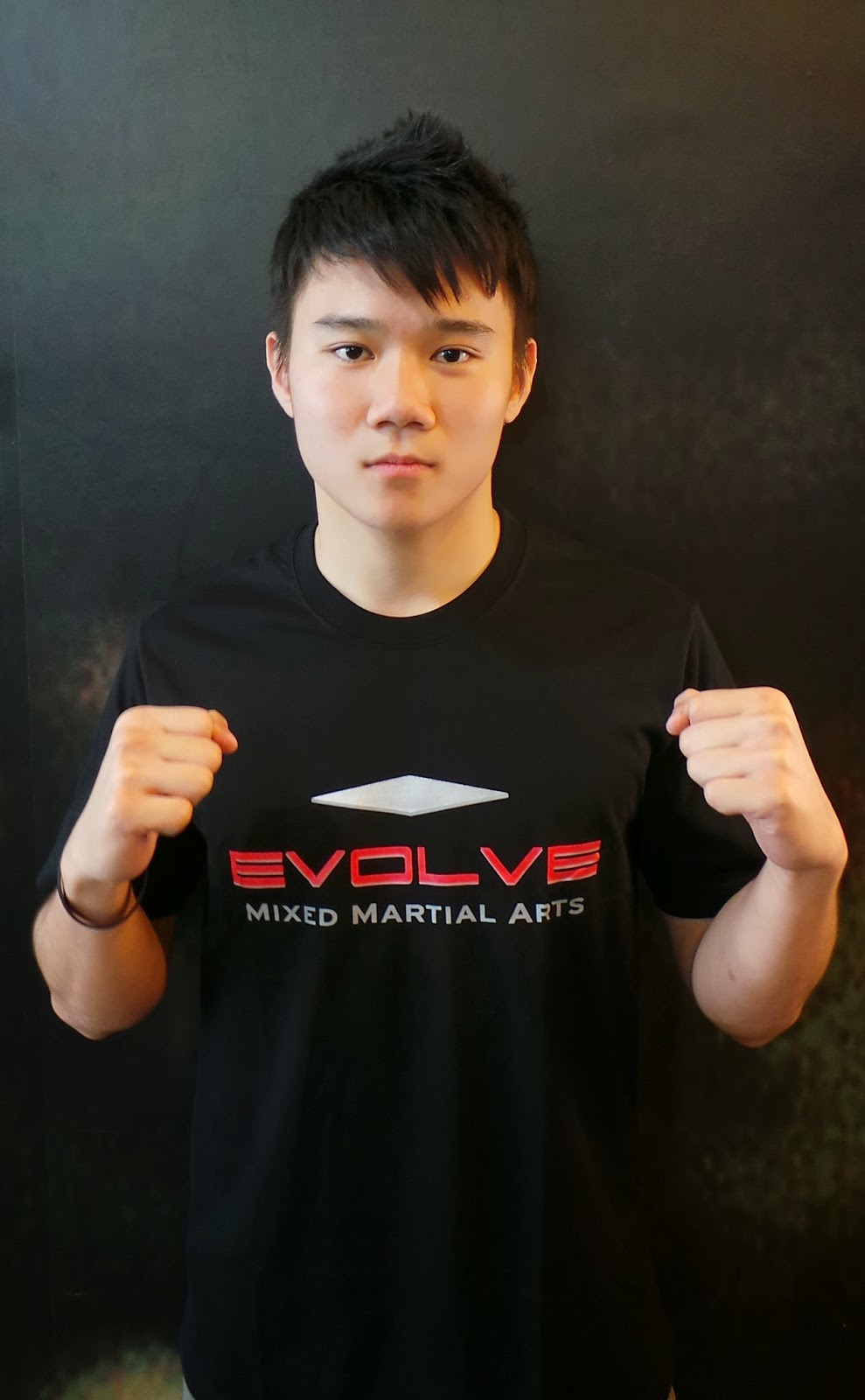 8b9b92cfe MMA2016: Evolve MMA Announces Newest Member of the Evolve Fight Team