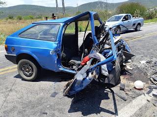 Acidente deixa quatro mortos e três feridos em PE; uma das vítimas é paraibana