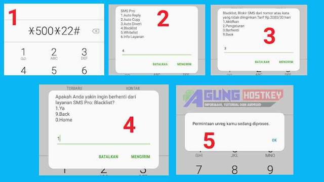 Cara Blokir Nomor Orang Tak Dikenal Secara Permanen Untuk Pengguna Telkomsel