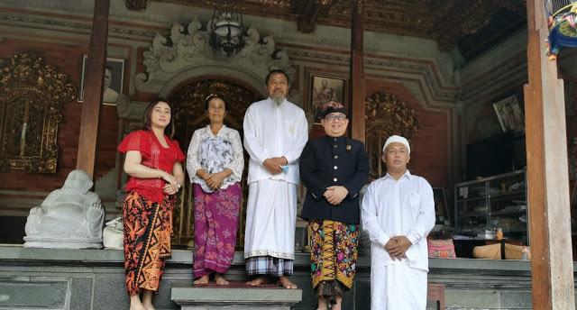 Istana Kirim Staf Presiden ke Tokoh Hindu Bali, Minta Doa Corona Berakhir