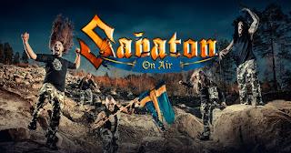 Les membres de Sabaton