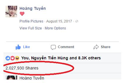 Curl Share Hoàng Tuyến
