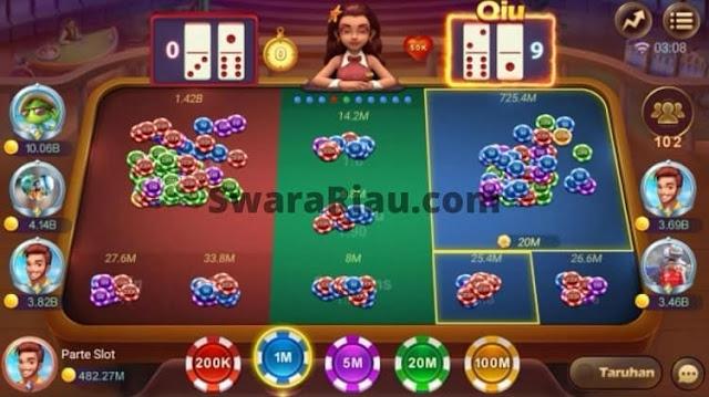 Jackpot Bandar Qiu Qiu Higgs Domino