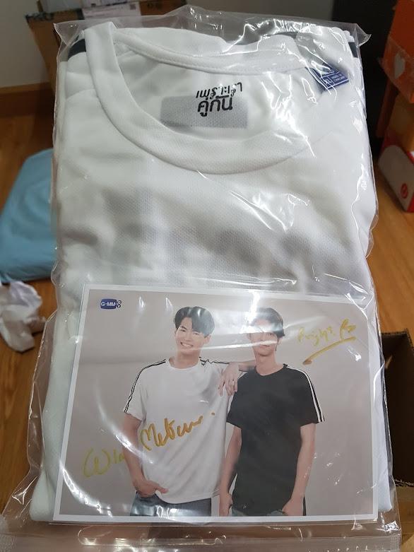 Jasa Titip Merchandise GDH, GMMTVSHOP Thailand-Indonesia