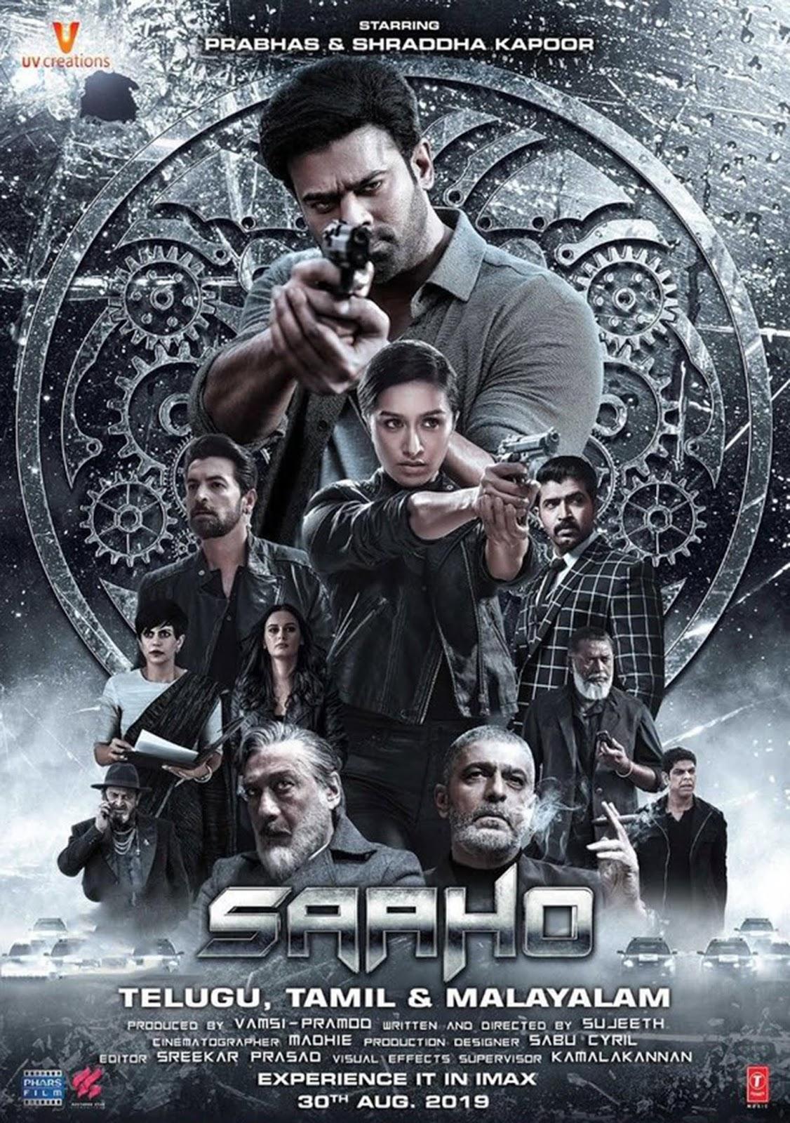 Saaho Full Movie Download Free Online In Hindi 2019 720p