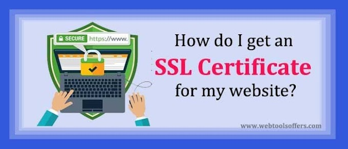 How to get SSL certificate for free?