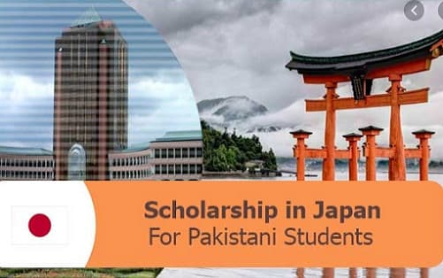Japan issues scholarships for Pakistani Students 2020