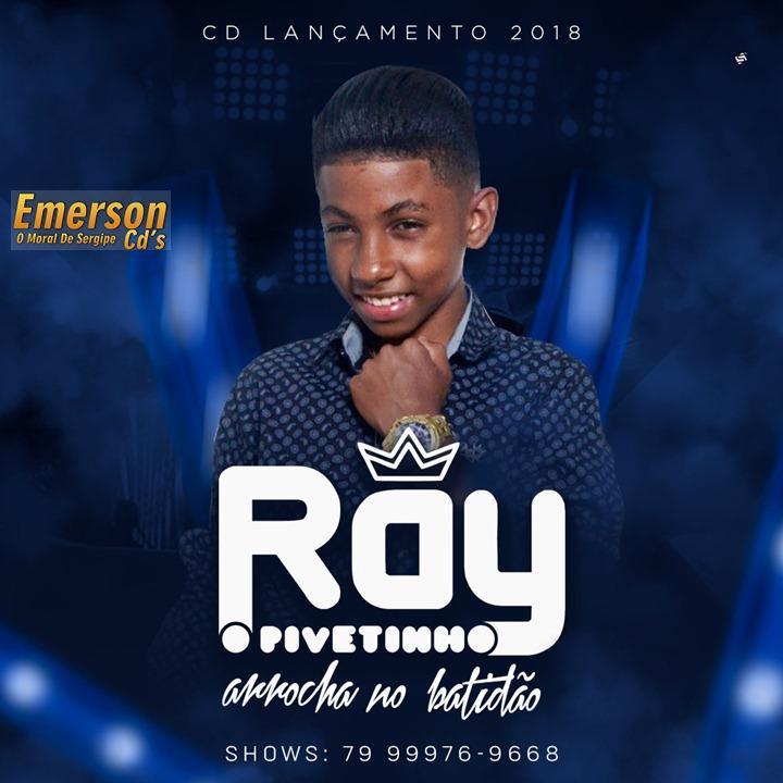 Ray o Pivetinho - Arrocha no Batidão - Promocional 2018