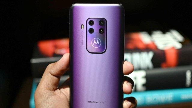 Kamera Motorola One Zoom