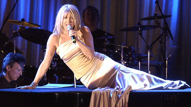 WATCH: 'Nearly Naked' Intruder Interrupts Suzanne Somers' Livestream At Home