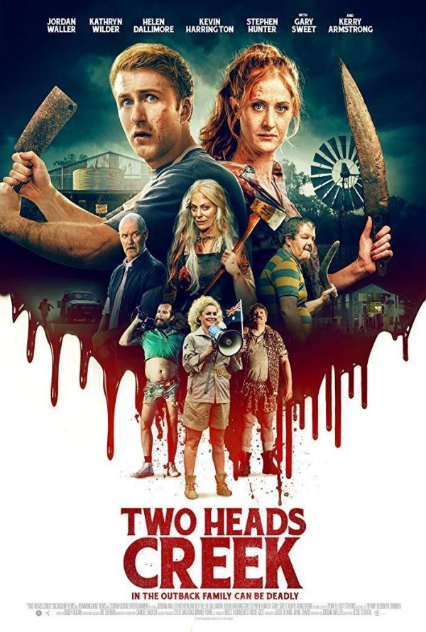 La salvaje comedia de terror australiano Two Heads Creek tiene nuevo trailer