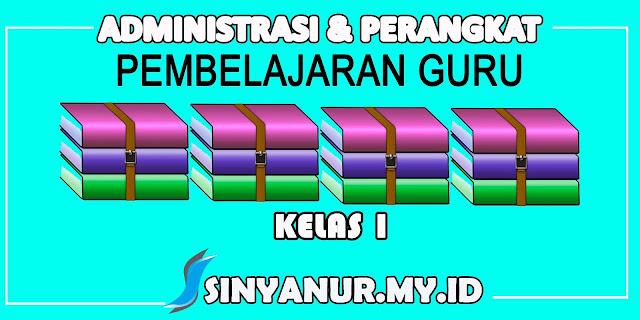 www.sinyanur.my.id Administrasi Perangkat Pembelajaran Kelas 1 SD Kurikulum 2013