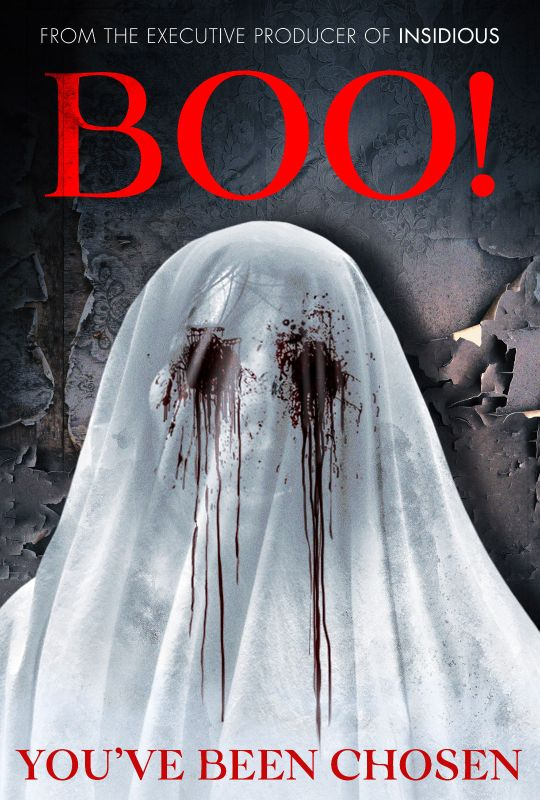 BOO! [2018] [CUSTOM HD] [DVDR] [NTSC] [Latino]