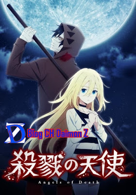 woke up and realized she was trapped in the basement Satsuriku no Tenshi 1 - 16 Batch (Sub Indo - Eng)
