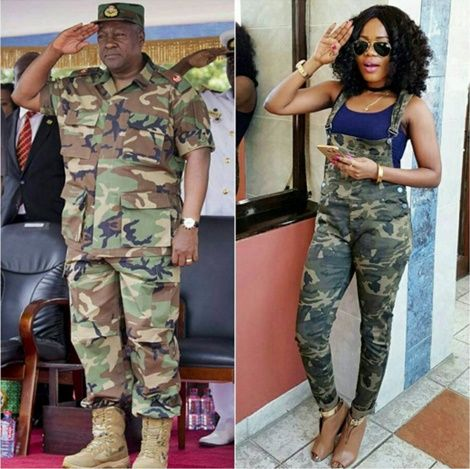 Mzbel Is My Crazy, Fun, Troublesome & A Controversial Daughter – Says Prez Mahama