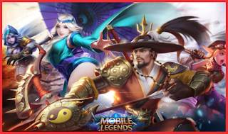 4 Hero Mobile Legends