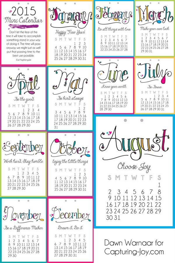 http://www.kristendukephotography.com/2015-printable-mini-calendar/#_a5y_p=3130982