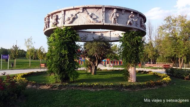 Parque Europa, Torrejón de Ardoz (Madrid)