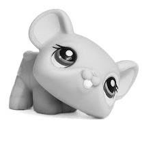 LPS Mouse V1 Pets