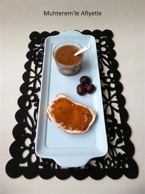chestnut marmalade