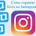 Repost for Instagram - O jeito mais fácil de repostar fotos no Instagram