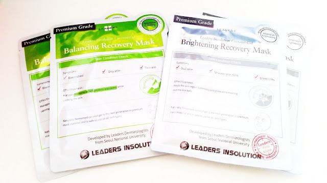 leaders insolution balancing recovery and brightening mask