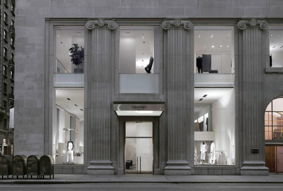 prancheta de arquiteto proj loja calvin klein madison avenue by john pawson nyc. Black Bedroom Furniture Sets. Home Design Ideas