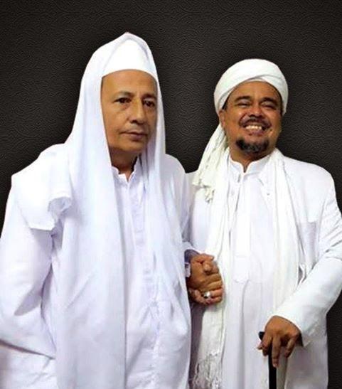Habib Luthfi dan Sikapnya Soal Habib Rizieq