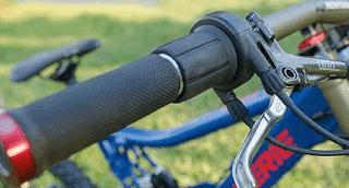 ручка переключения передач велосипеда с ремнем