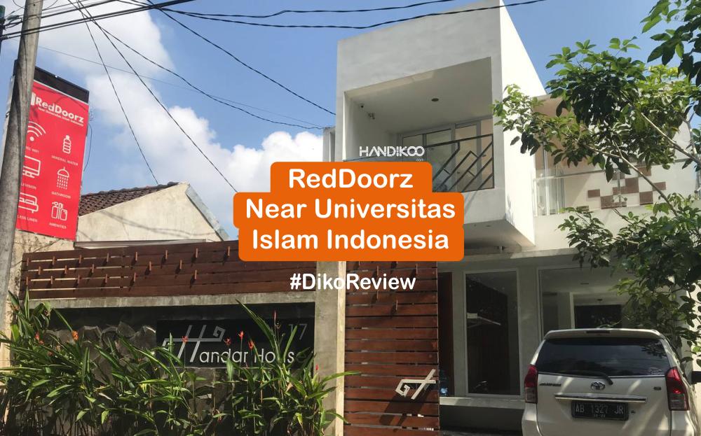 [REVIEW] Reddoorz Near Universitas Islam Indonesia - Berasa Rumah Sendiri!