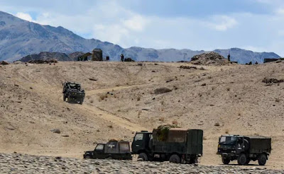 """India, China Agree On """"Early, Complete"""" Disengagement From Eastern Ladakh"""