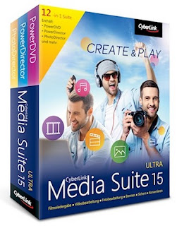 CyberLink Media Suite Ultra 15.0.0512.0(Español)(Suite Completa Cyberlink)