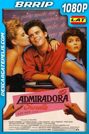 Admiradora secreta (1985) BRrip 1080p Latino – Castellano – Ingles