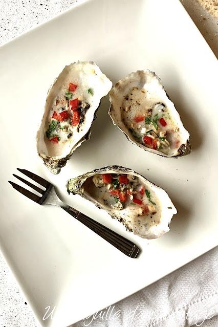 huître-champignon-poivron-coco-facile