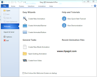 Easy GIF Animator 6.1 Pro With Serial Keys Full Version
