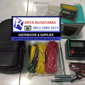 Jual Digital Earth Tester 4105A Produk Japan di Bangka Belitung