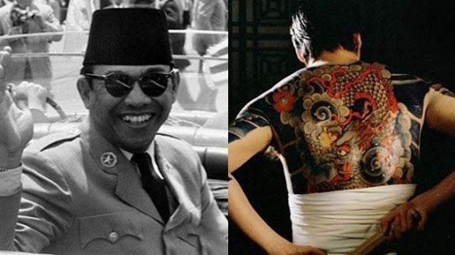 Jarang yang Tahu, Mertua Soekarno Ternyata Bukan Orang Sembarangan: Keturunan Samurai Klan Satake