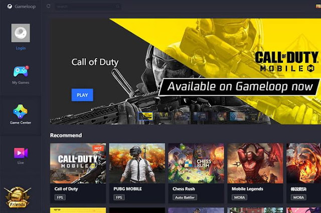 Cara Bermain Game Call Of Duty Mobile di PC
