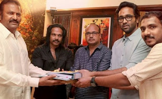 Manchu Vishnu Next Movie Titled as Lukkunnodu and Launched