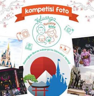 lomba hadiah liburan gratis ke jepang untuk 2 keluarga