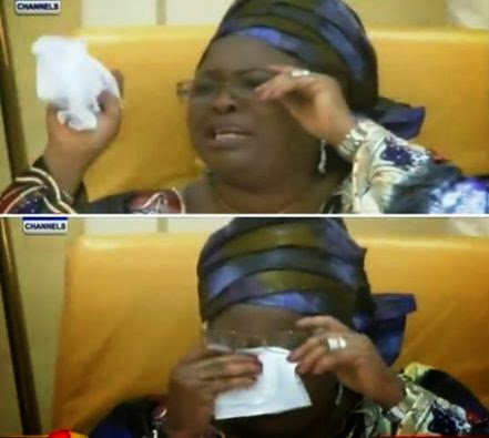 patience jonathan there is God o