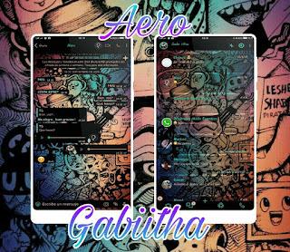 Star Wars Theme For YOWhatsApp & Fouad WhatsApp By Gabiitha