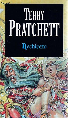 Rechicero (Terry Pratchett) (Mundodisco 5)