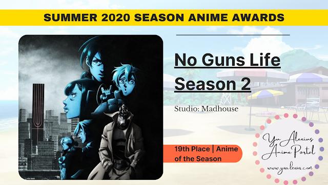 No Guns Life Season 2