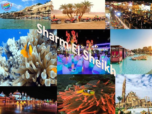 Sharm El Sheikh - Egypt