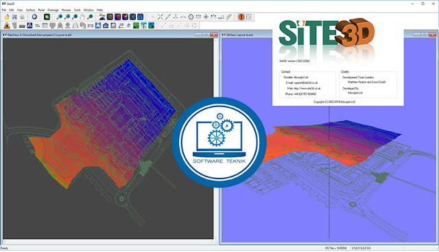 Microplot Site3D v2.6