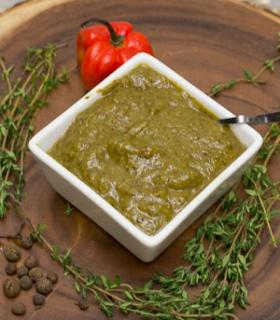 Jamaican Jerk Seasoning Paste